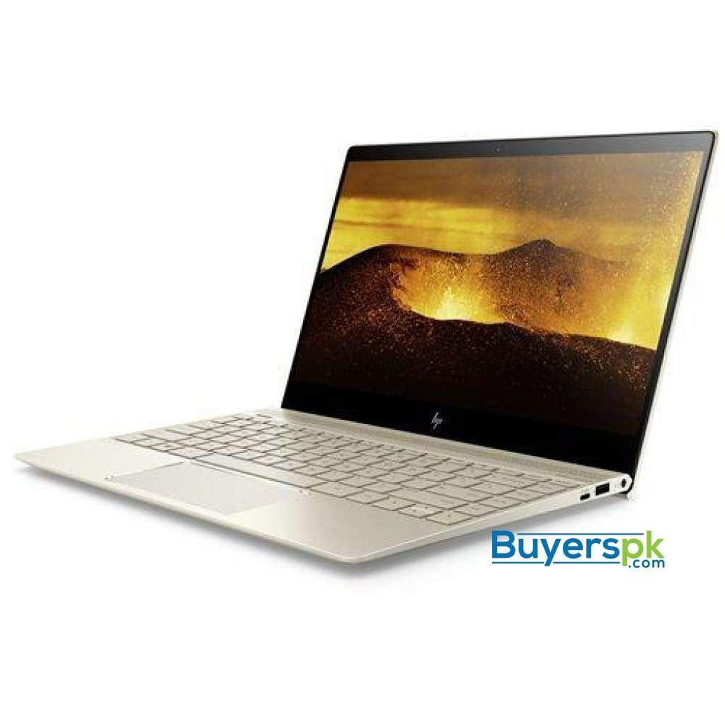"Hp Envy 13-ad110tx, Ci5 8250u, 4 Gb, 256 Gb Ssd, Win 10 Home, 13.3"" Fhd Led, Silk Gold, Graphic Mx"