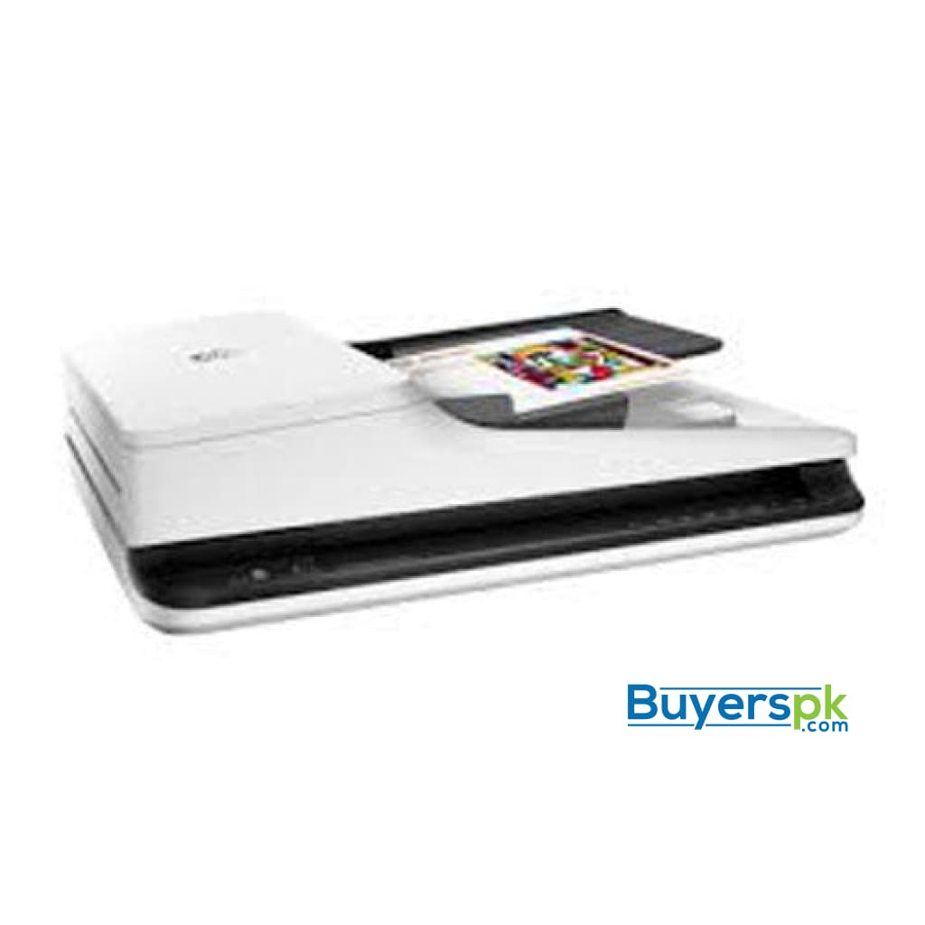 Hp Scanjet Pro 2500 F1 (flatbed)-adf-colour-ut 600 Dpi Adf-ut 1200 Dpi Flatbad - Adf Speed Ut