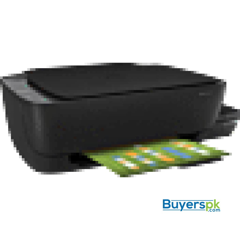 Ink Tank 310 Aio Printer/scanner/copier - Black: up to 19 Ppm (draft, A4); up to 7.5 Ppm (iso);