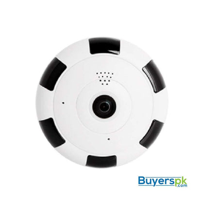 IP WIRELSS PANORAMIC FISH CAMERA V380 - Camera