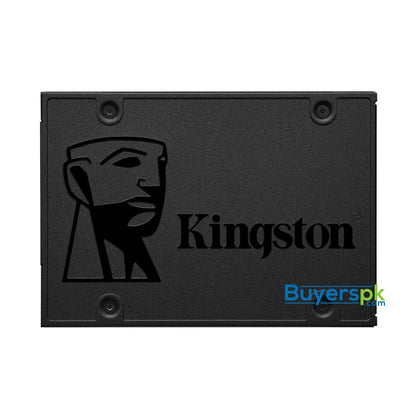 Kingston 120GB A400 SSD 2.5 SATA 7MM 2.5-Inch SA400S37/120G - Storage Devices