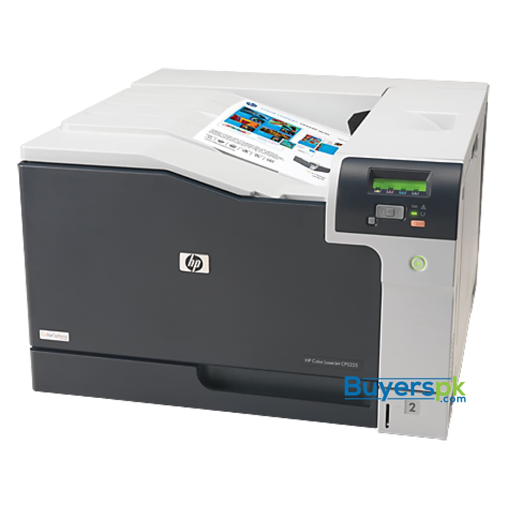 Laserjet 5225dn Printer A3 - Ut 20ppm - Dcm: Ut 75000 P