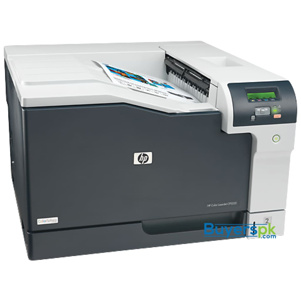 Laserjet Clj 5225dn Printer A3 - up to 20ppm - Duty Cycle Monthly: up to 75000 Pages
