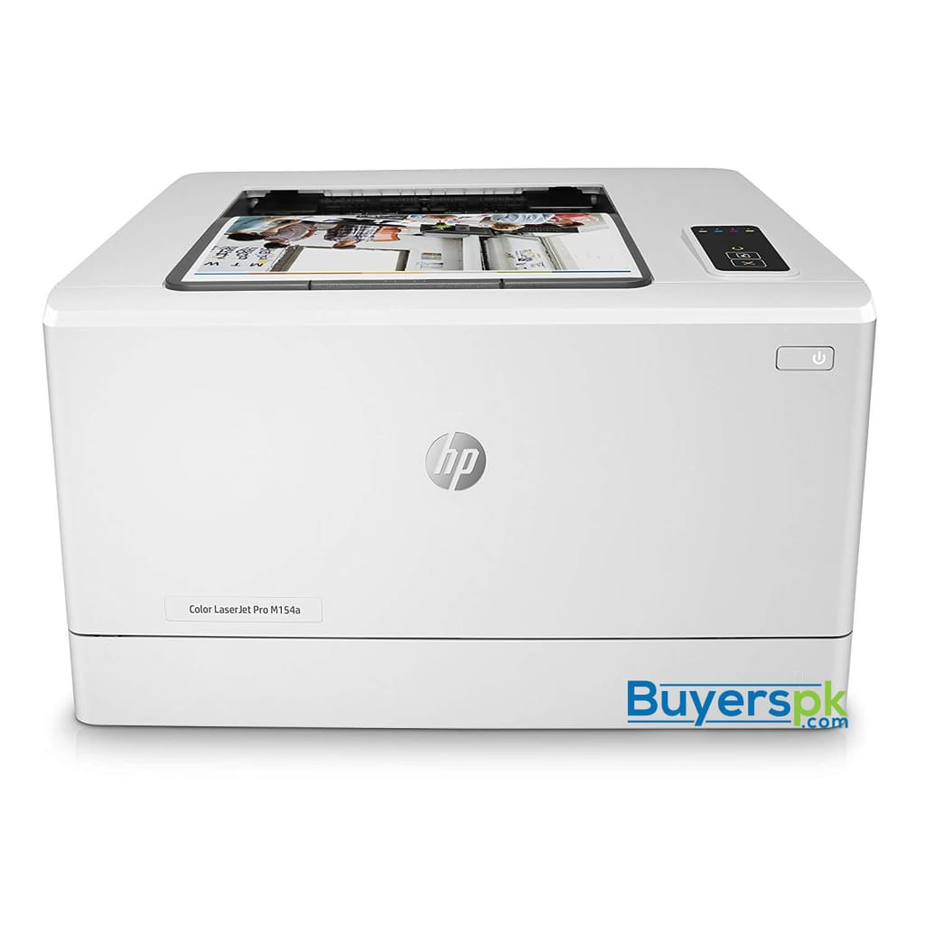 Laserjet Clj Pro 100 M154a Printer - up to 16ppm - Duty Cycle Monthly: up to 30000 Pages