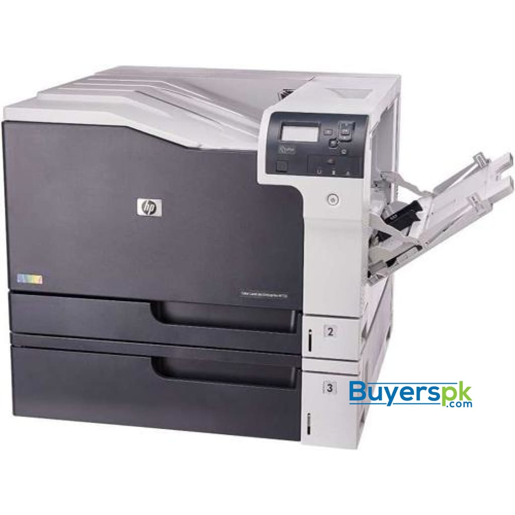 Laserjet Ent Clj M750dn Printer A3 - up to 30ppm - Duty Cycle Monthly: up to 150000 Pages