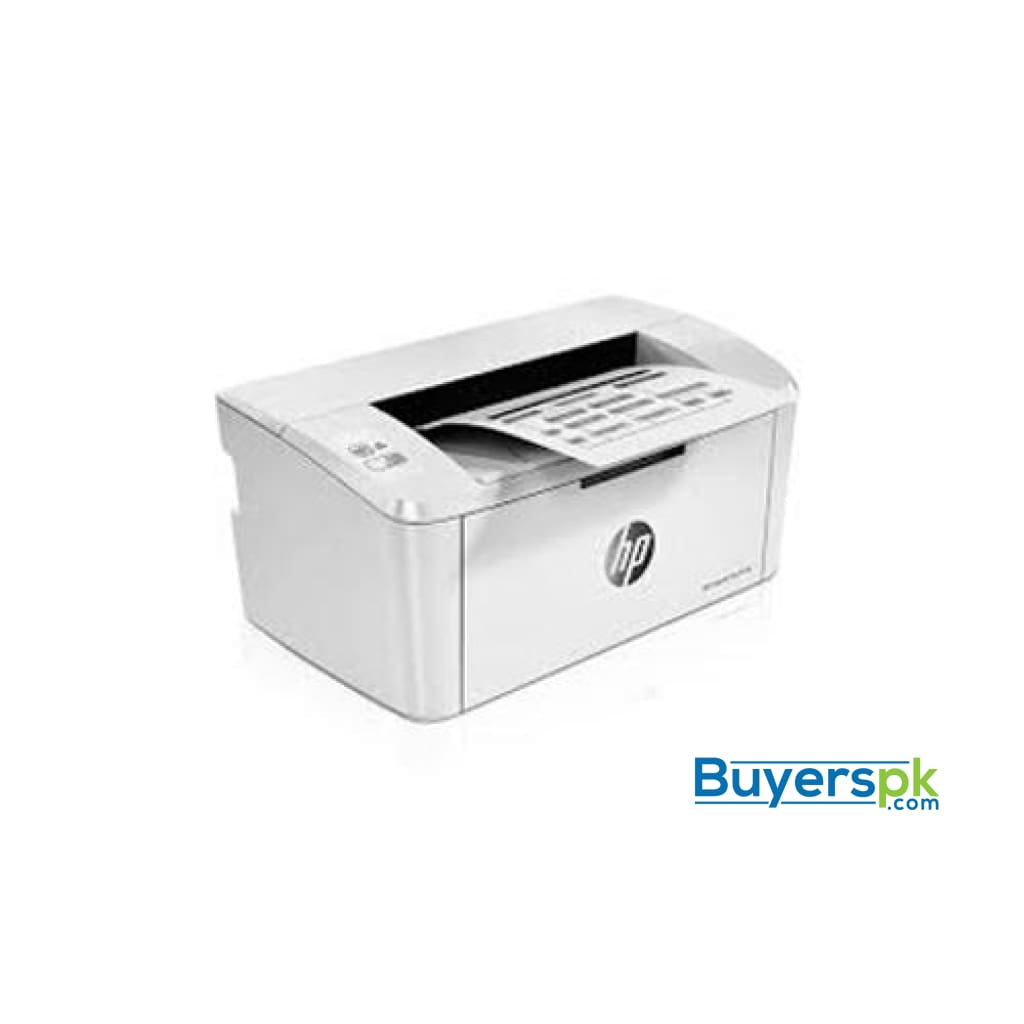 Laserjet Pro M15a Printer - up to 18ppm - Duty Cycle Monthly: 5000 Pages