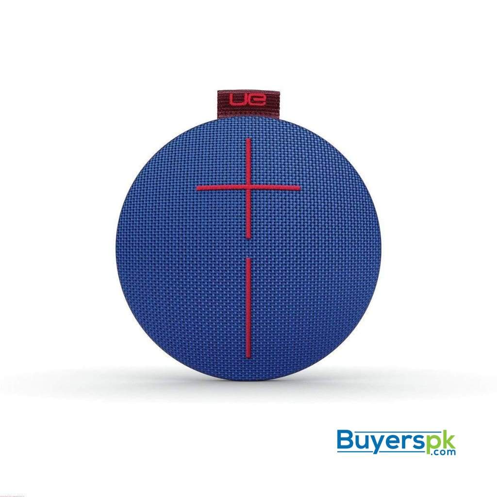 Logitech Ue-roll Bluetooth Speaker