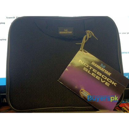 Manhattan Notebook Computer Sleeve (438490) Sleve 15 - Bag Price in Pakistan