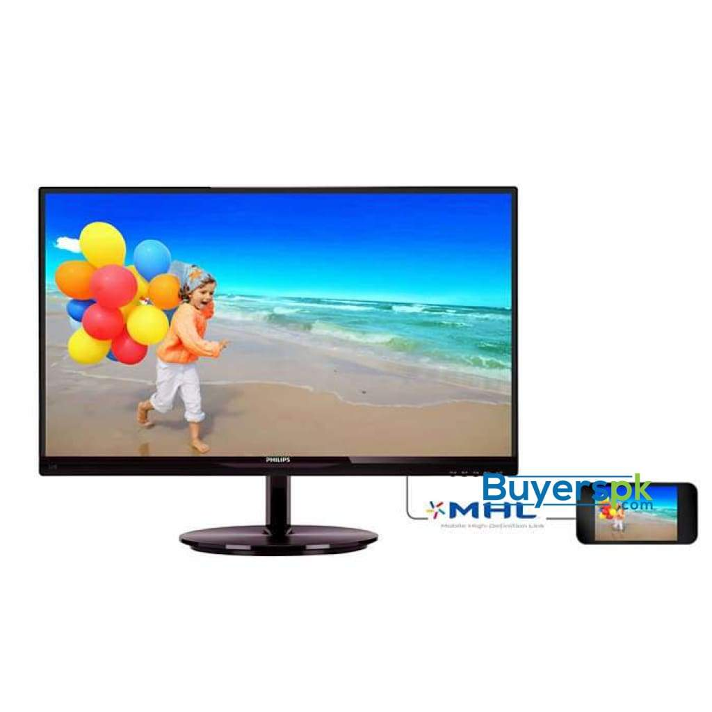 Philips 224e5qhab/00 21.5 Inch Led Monitor