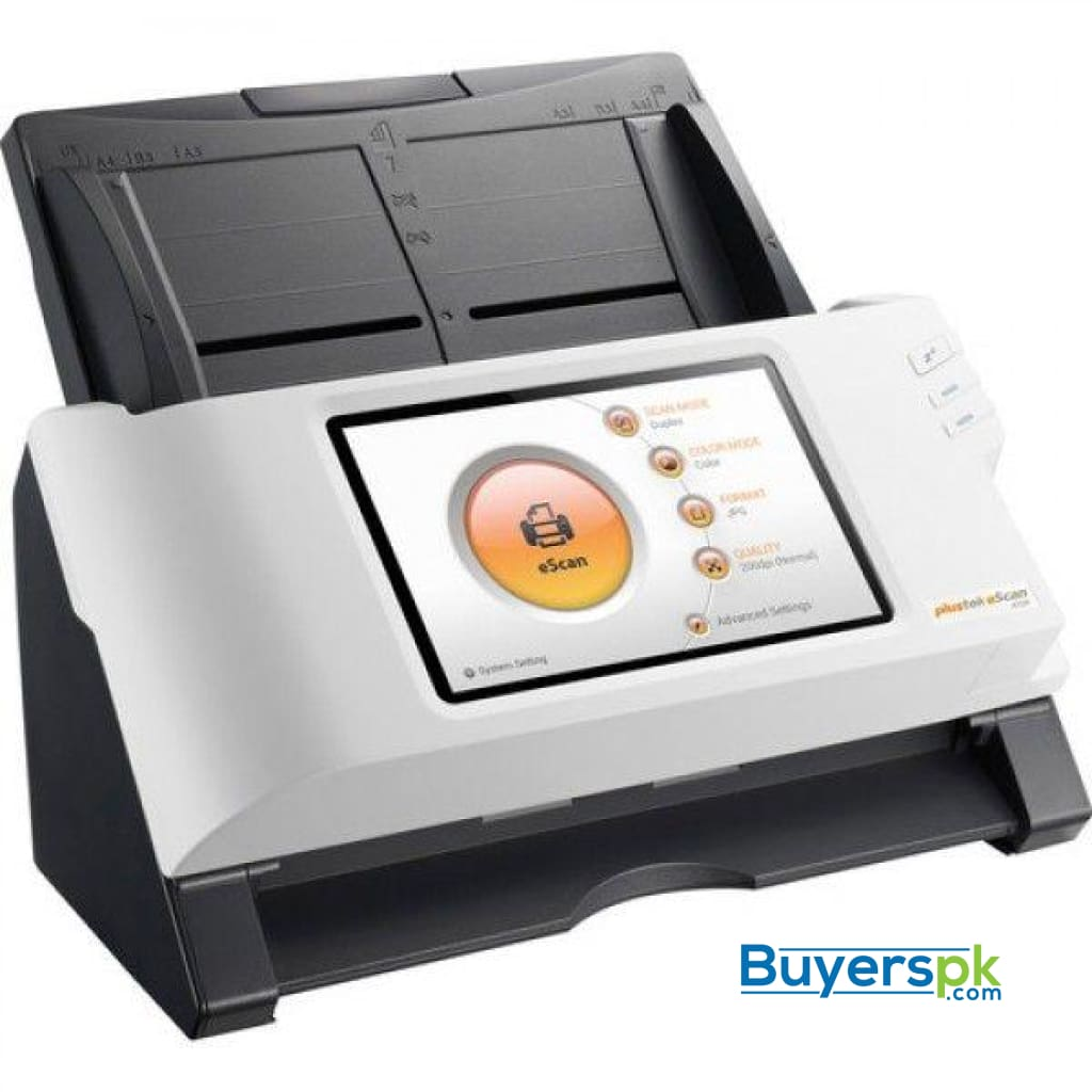 Plustek Sheet-feed Scanner (wifi Ready) Escan A250