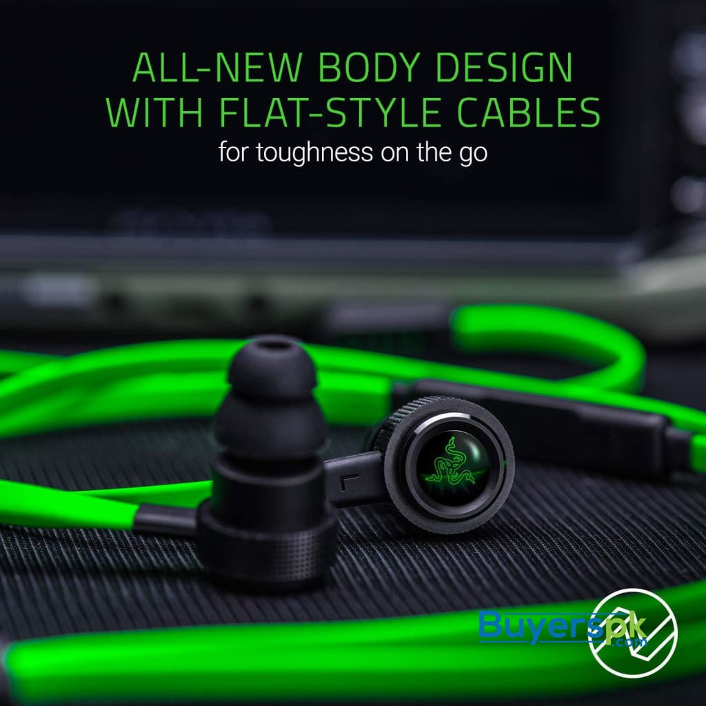 Razer Hammerhead Lightning - Digital Gaming & Music In-ear Headset