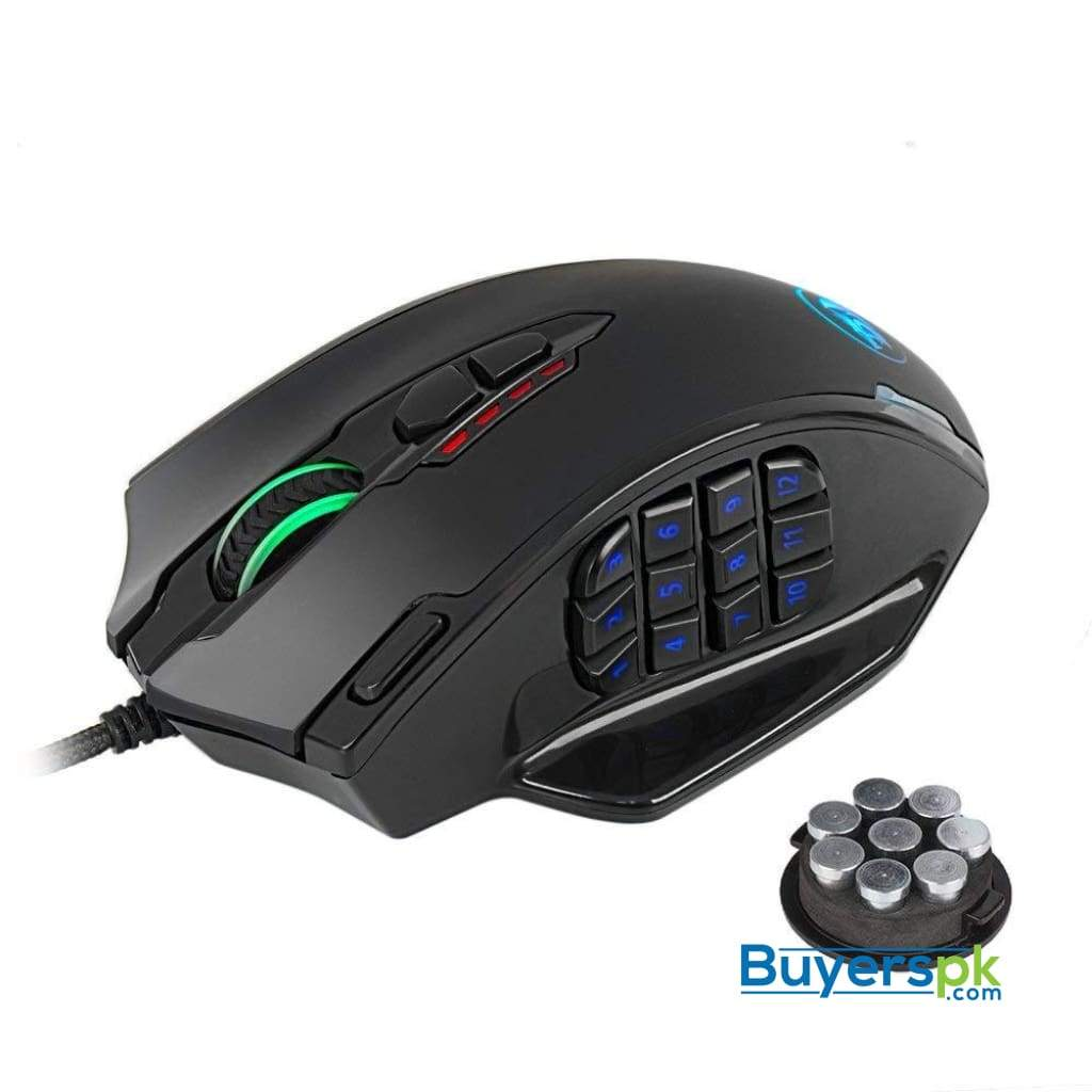 Redragon M908 Impact Wired Gaming Mouse