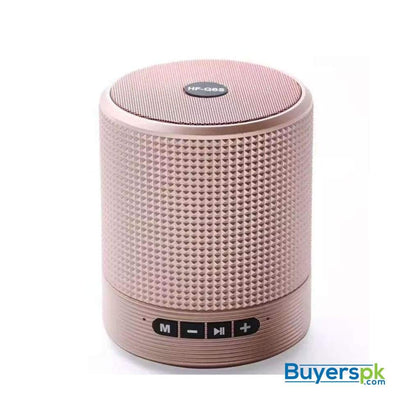 Rock HFQ6S Bluetooth Wireless Speaker - Speaker