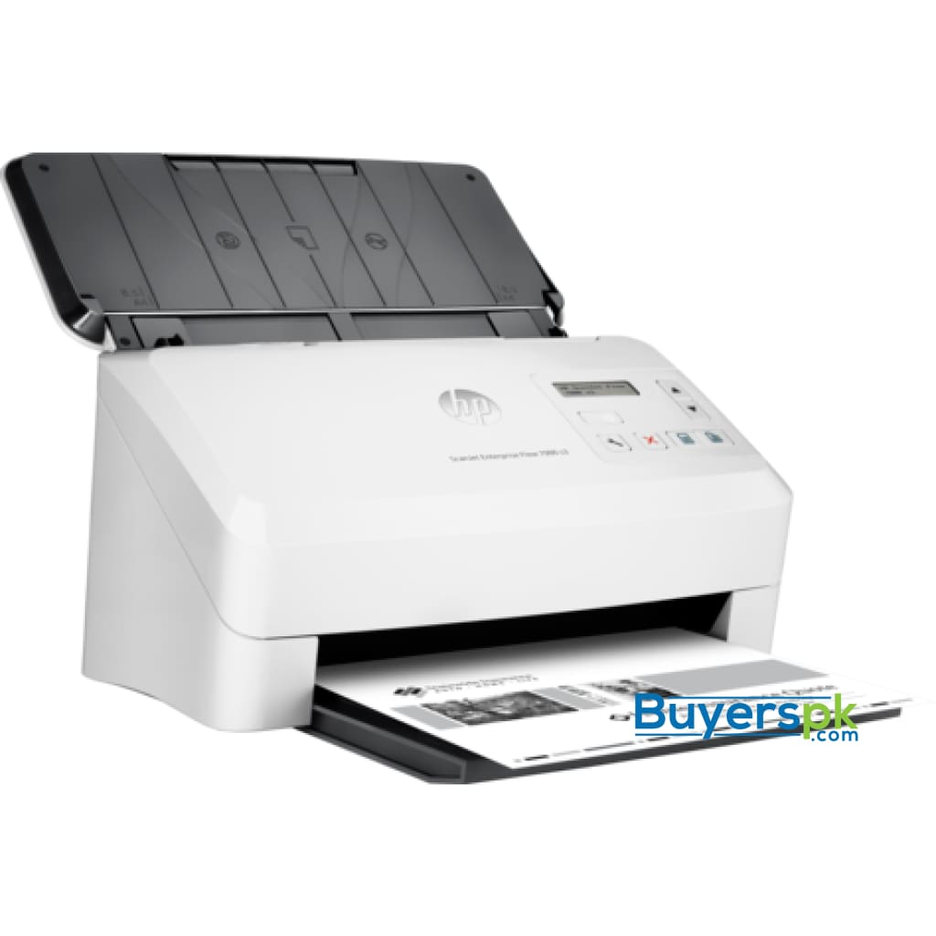 Scanner Hp Sj Ent 7000 S3 Sheet-feed - up to 600dpi - Adf Speed up to 45ppm/90ipm - Duty Cycle