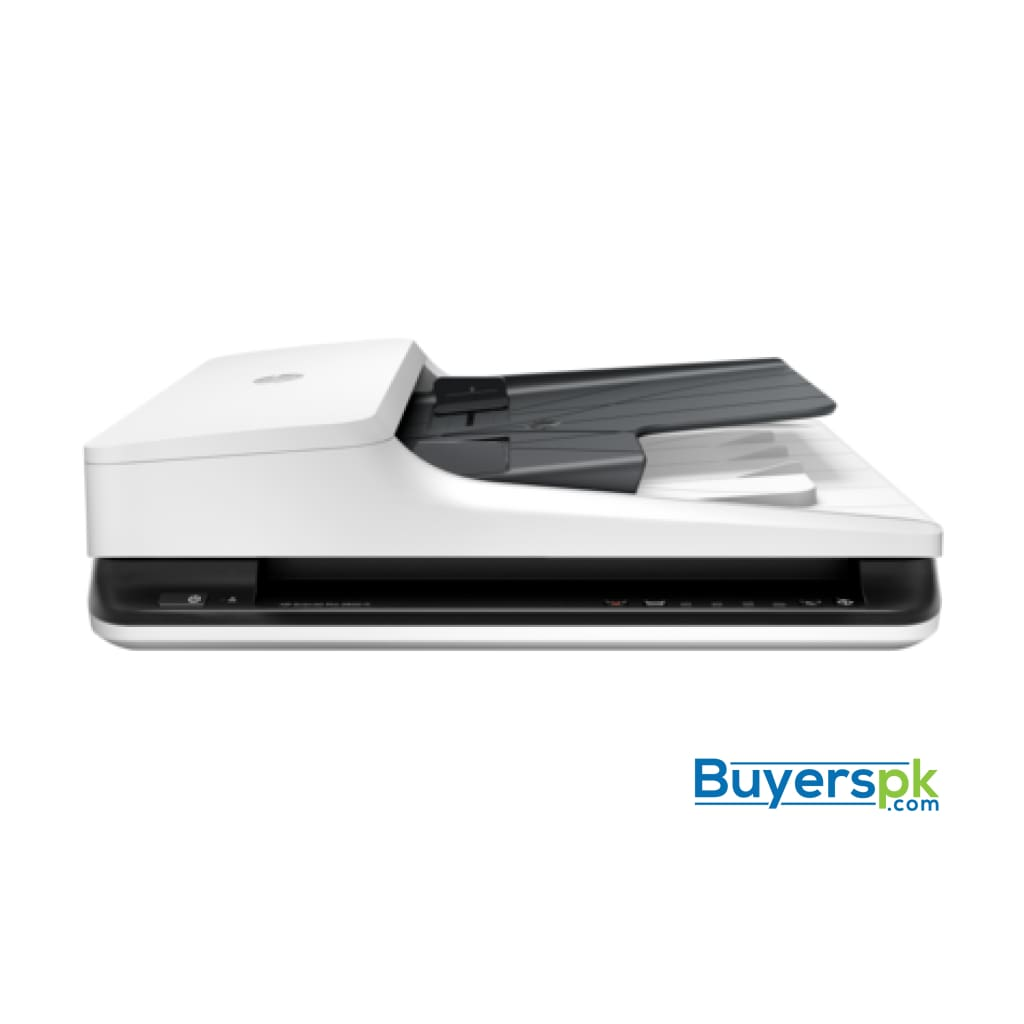 Scanner Hp Sj Pro 2500 F1 Flatbed - Adf - Color - up to 600 Dpi Adf - up to 1200 Dpi Flatbed - Adf