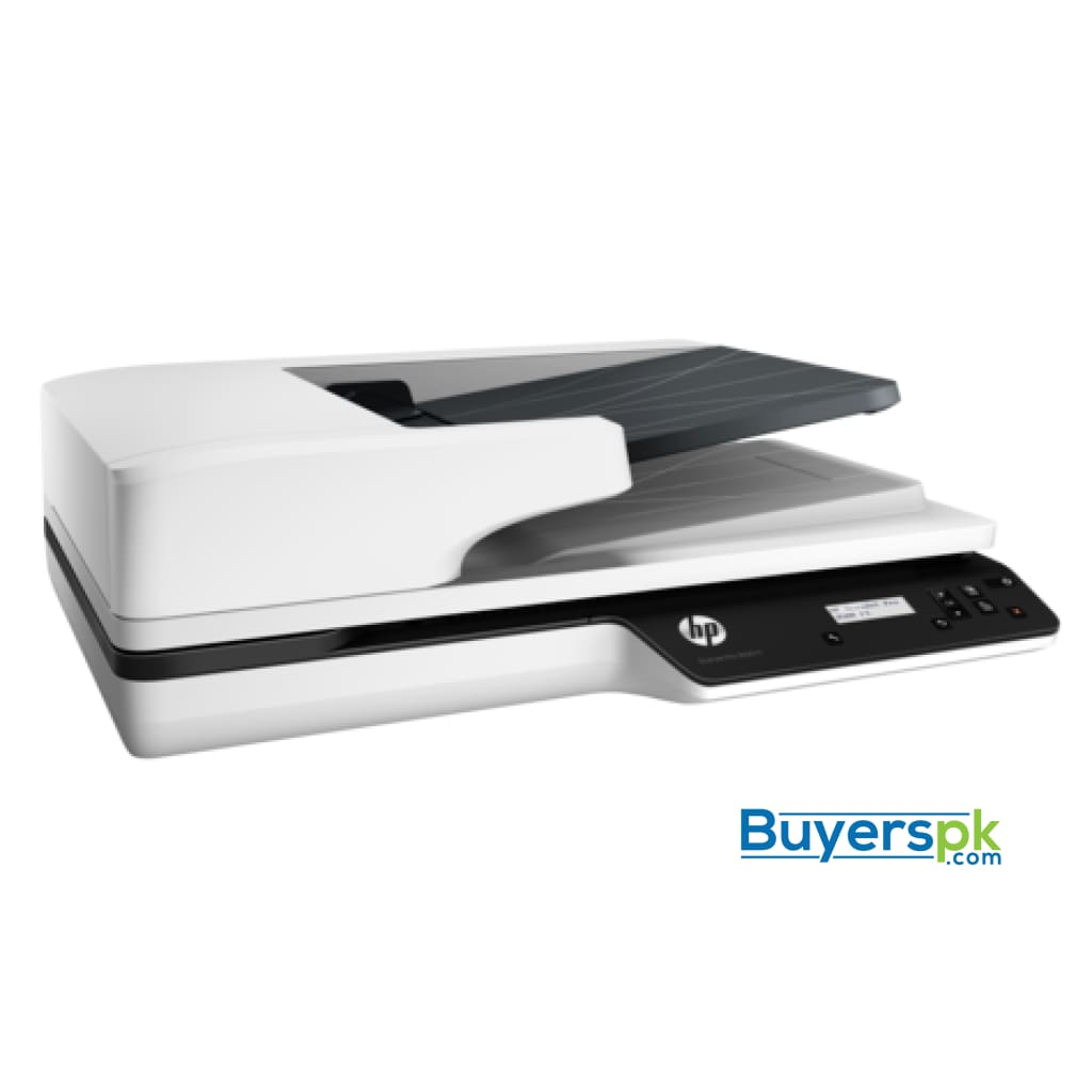 Scanner Hp Sj Pro 3500 F1 Flatbed - Adf - Color - up to 600 Dpi Adf - up to 1200 Dpi Flatbed - Adf