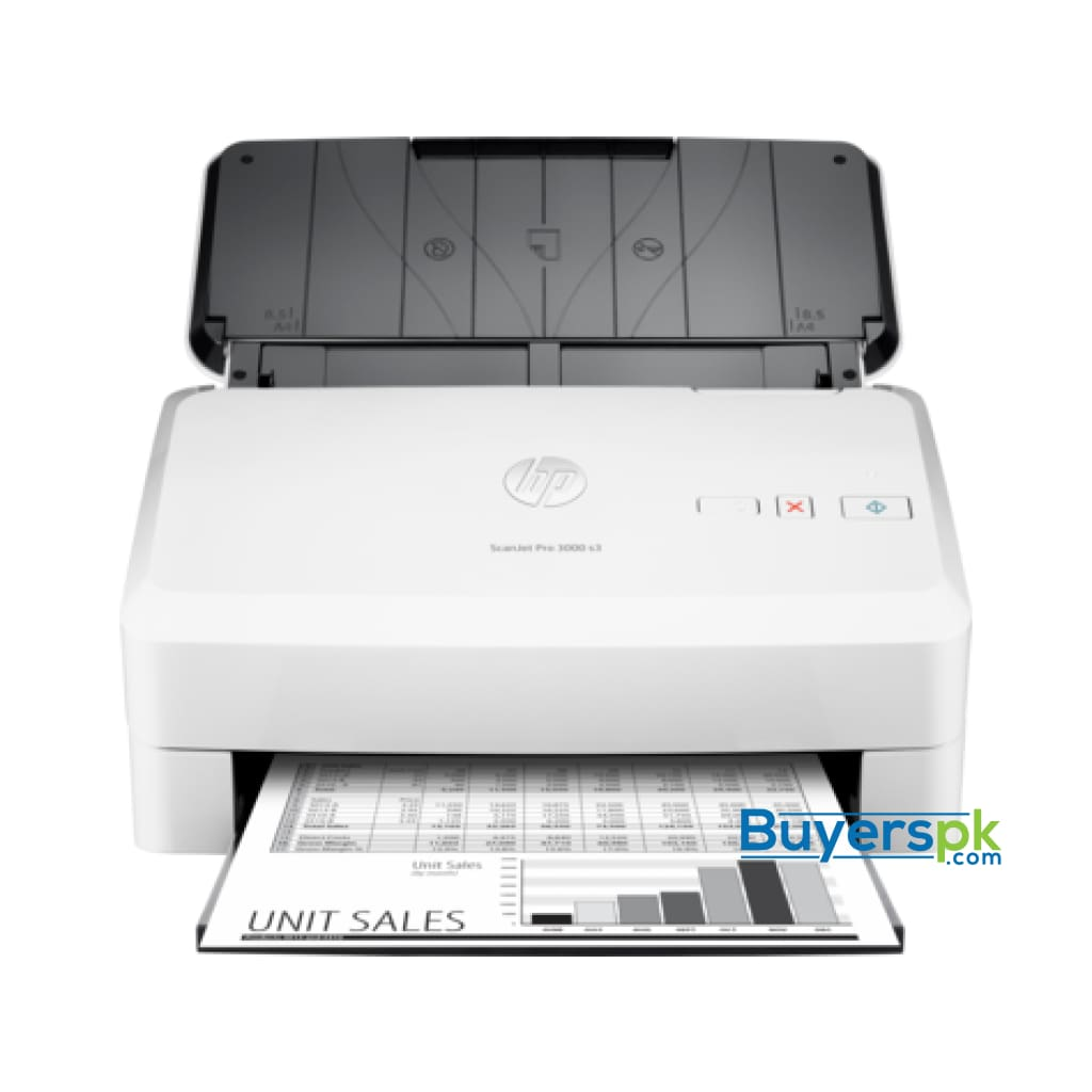 Scanner Hp Sj Professional 3000 S3 Sheet-feed