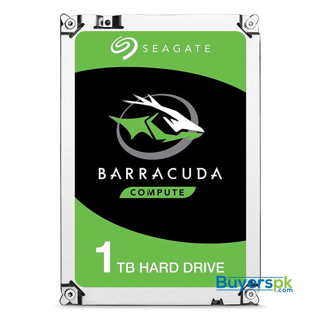 Seagate Barracuda Mobile Hard Drive 1tb Sata 6gb/s 128mb Cache 2.5-inch 7mm (st1000lm048) 2 Yrs