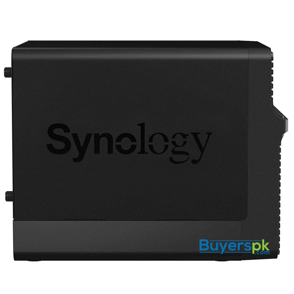 Synology 4 Bay Nas Diskstation Ds418j 1 Yr Warranty Int