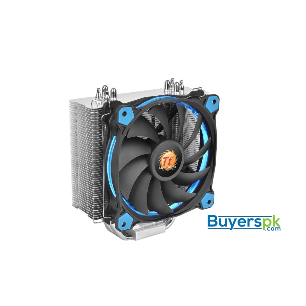 Thermaltake Air Cooler Riing Silent 12 Pro Blue