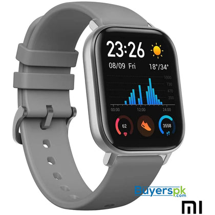 Xiaomi Amazfit Gts (lava Grey) - Smart Watch Price in Pakistan