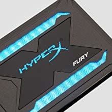 ssd, solid state drive, rgb, hyperx, game, rig, gaming, pc, samsung, san disk, nand, 3d, 240, 480 GB