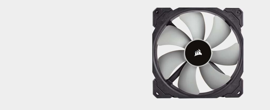 CW-9060032-WW Hydro Series H115i PRO RGB 280mm Liquid CPU Cooler