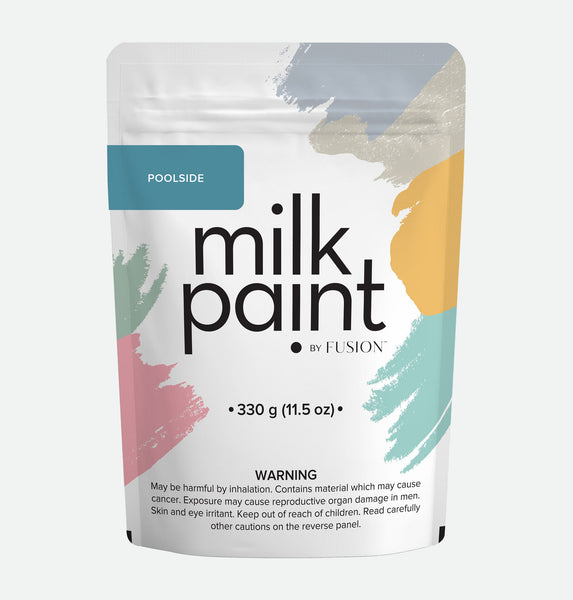 Poolside Milk Paint