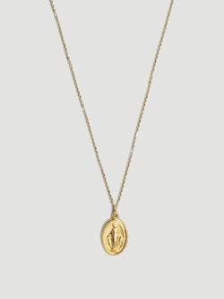 THE HEY MARY NECKLACE
