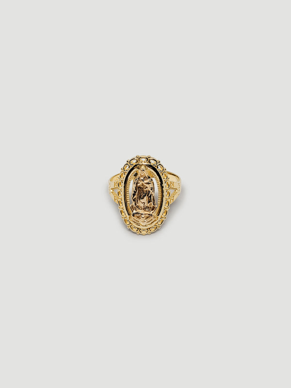 THE VIRGIN MARY RING