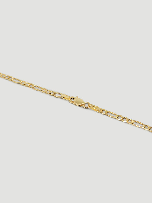 THE FIGARO CHAIN ANKLET