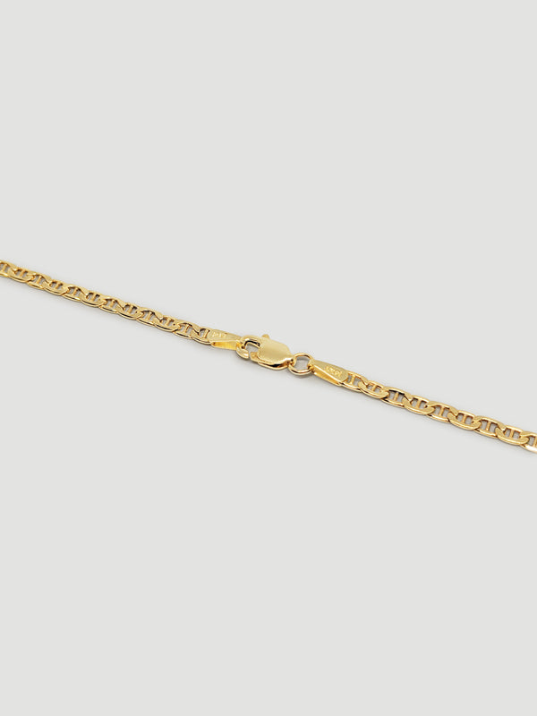 THE MARINER CHAIN ANKLET