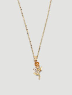 THE ROSE AVE. NECKLACE