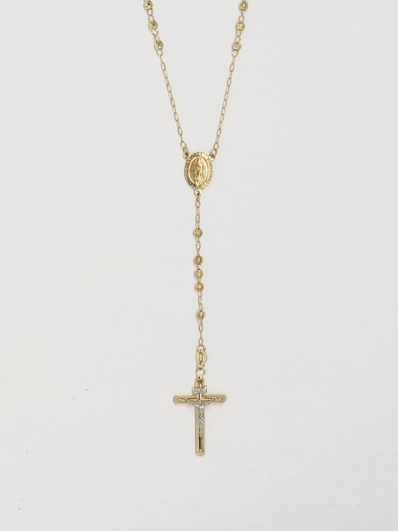 THE ROSARY NECKLACE