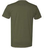 Defend the Fatherless T-Shirt - Green