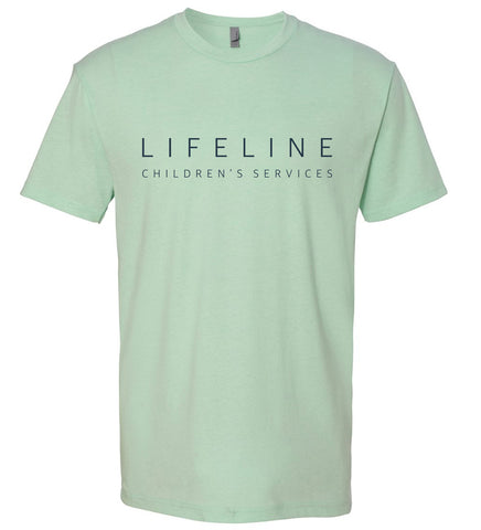 Simply Lifeline T-Shirt - Mint