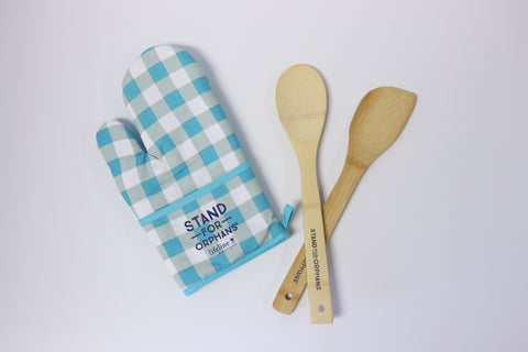 Stand for Orphans Baking Kit