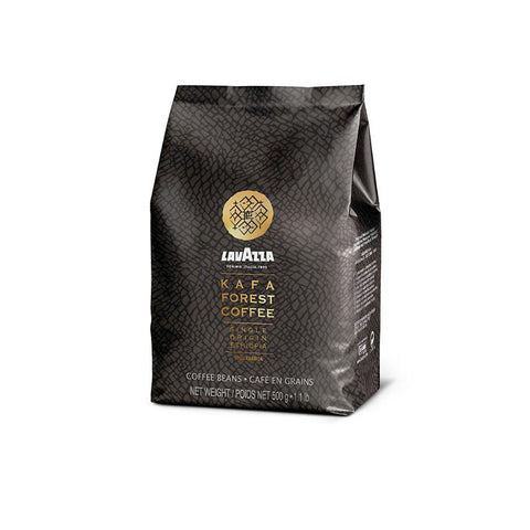 Lavazza Kafa Forest Coffee Whole Beans Single Origin Ethiopia 100% Arabica