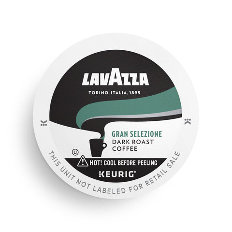Lavazza Gran Selezione Single-Serve Coffee K-Cups for Keurig Brewer