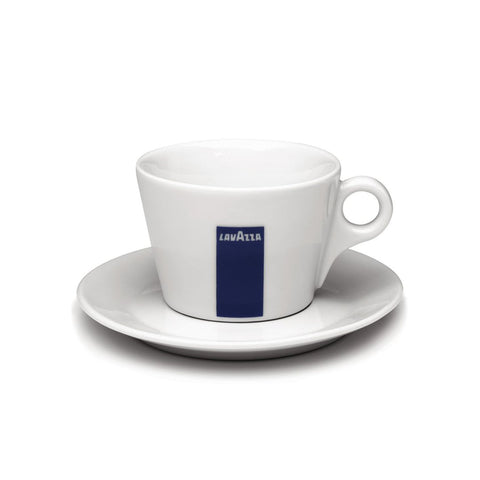 Lavazza Classic Collection Americano Cup and Saucer (Set of 6)