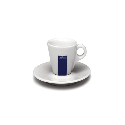 Lavazza Classic Collection Espresso Cup and Saucer (Set of 12)