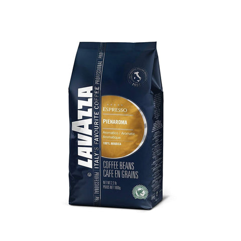 Lavazza Pienaroma Whole Bean Coffee Medium Espresso Roast
