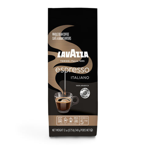 Lavazza Espresso Italiano Whole Bean Coffee 100% Arabica