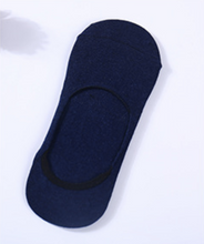 Load image into Gallery viewer, Unisex Non-Slip No Show Sock (3 Pairs)