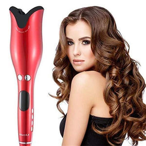 Ceramic Rotating Air Spin Curler