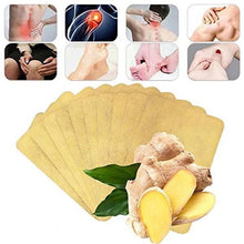 Load image into Gallery viewer, Lymphatic Detox Healing Ginger Patch