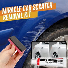 Load image into Gallery viewer, Miracle Car Scratch Removal Kit