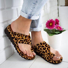 Load image into Gallery viewer, Women Comfy Platform Sandal Shoes For BUNION Rectification
