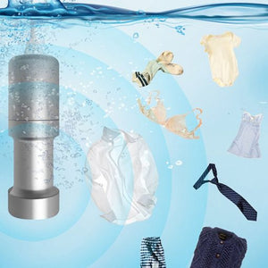 Portable Ultrasonic Cleaner – Mini Sonic Soak Cleaner