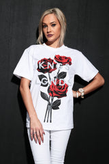 Kings and Legends Clothing Tee - Roses